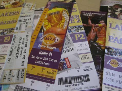 free NBA tickets