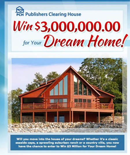 home sweepstakes