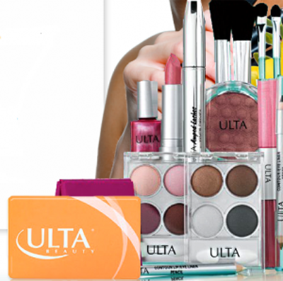 Ulta shopping spree