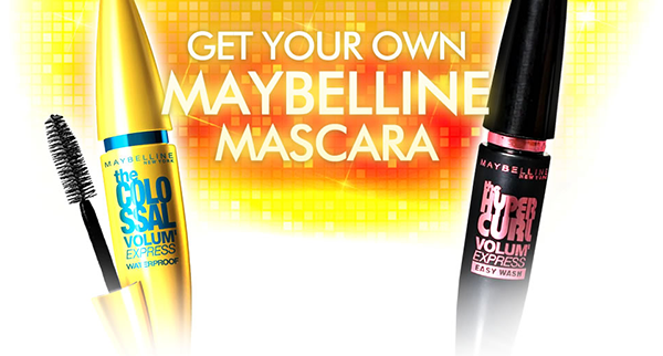 Maybelline XXL Mascara sweepstake