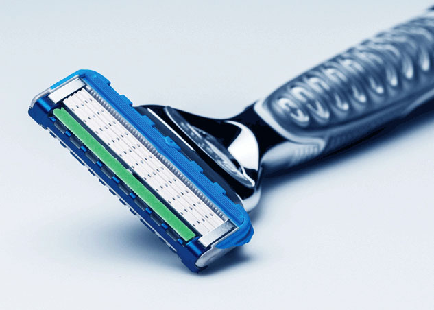 Request a Gillette razor