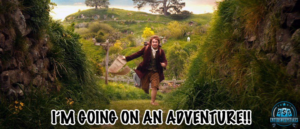 I'm going to an adventure - To DISNEY World