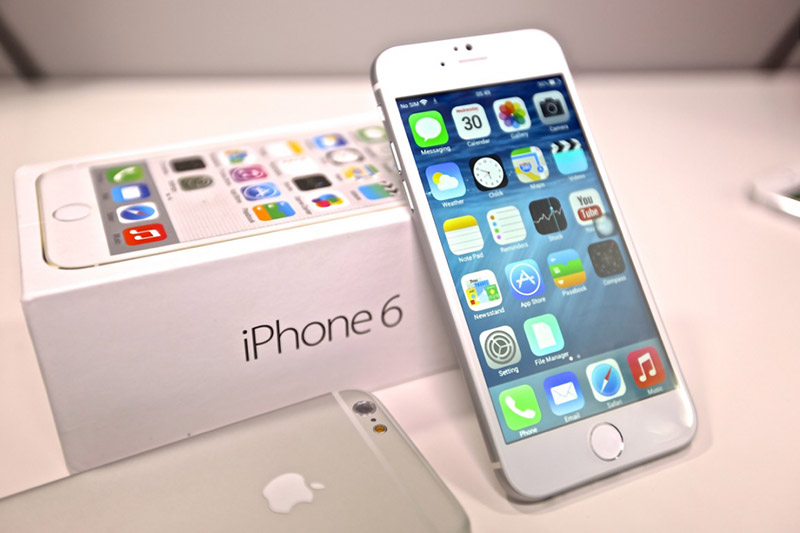 Win a brand new Apple iPhone6