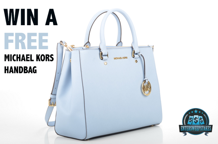 WIN a FREE Michal Kors Handbag